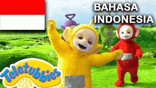 ★Teletubbies Bahasa Indonesia★ Bulat Bulat ★ Full Episode - HD   Kartun Lucu 2018