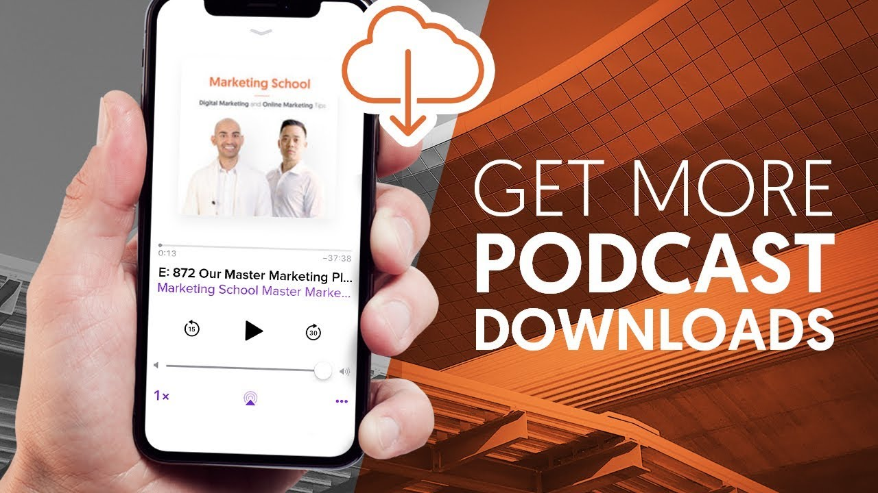 How to Get More Downloads For Your Podcast