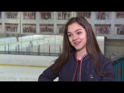 Эксклюзивное интервью. Евгения Медведева - документальные фильмы и программы