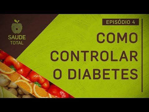 Diabetes - como controlar, que alimentos usar?   SAÚDE TOTAL 04