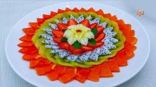 Fruit Centerpiece Ideas For Party Or Birthday   Fruit Cake Arrangements
