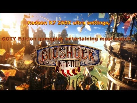 Gameplay de BioShock: Infinite Game of the Year Edition