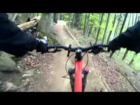 Video červená trasa