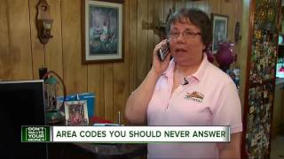 Where is area code 260 from