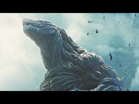 Godzilla: Planet Of The Monsters (2018) Trailer + Clips