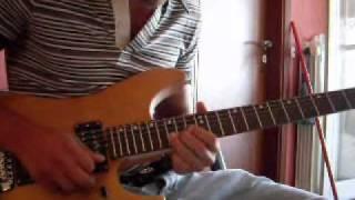 CROWDED HOUSE - DON'T DREAM IT'S OVER / ANTONELLO VENDITTI - ALTA MAREA /  instrumental cover