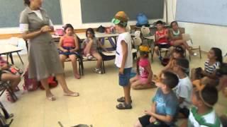 preview picture of video 'קיץ של ידידות באהוד מנור, גן יבנה'