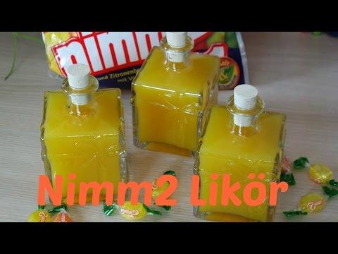 Nimm2 Likör - mit dem Thermomix® TM5
