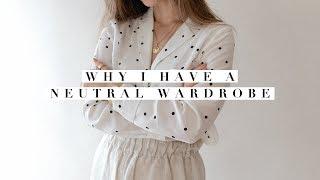 Basic Neutral Wardrobe - Why I Stick To A Minimal Clothing Style & Closet