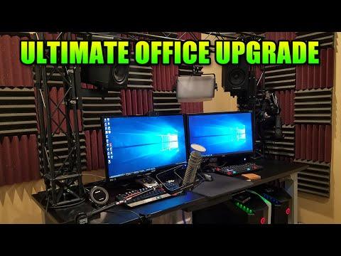 I Love Standing & Gaming – Uplift Desk Office Upgrade