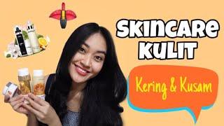 SKINCARE KULIT KERING & KUSAM | Clarin Hayes Video thumbnail