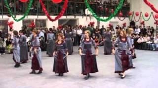 preview picture of video 'Érd, 2010. 02. 28. NEM SEMMI! Tanárok farsangi tánca egy Általános Iskolában. :-) (bál)'