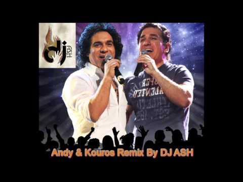 DJ ASH andy & kouros persian mix  میکس شاد اندی و کوروس