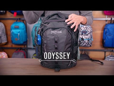 JanSport Pack Review: Odyssey Hiking Backpack