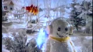 MCDONALD'S NO SNOW TWICE AS LONG CHRISTMAS COMMERCIAL ALTERNATE VERSION