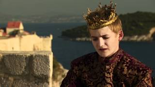 Game of Thrones: Season 2 - Character Feature - Joffrey Baratheon (HBO)