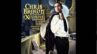Chris Brown - Throwed [Lyrics]