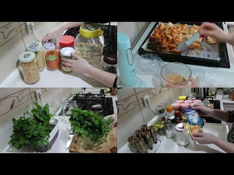 Keshilla kuzhine, si ruhen dritherat nga insektet, ndryshimi midis sodes se bukes dhe baking powder.