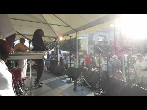 Black Drawz-Silver Spring Blues Festival June 2014