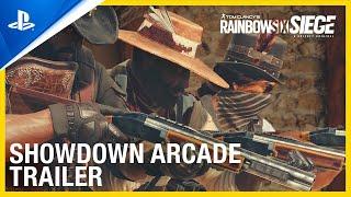 PlayStation Rainbow Six Siege - Showdown Event | PS4 anuncio