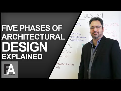 5 Phases of Architectural Design Explained by Architect Jorge Fontan