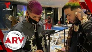 Natanael Cano revela lo que realmente pasó en aeropuerto | Al Rojo Vivo | Telemundo