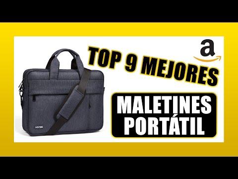 💼 Top 9  MALETINES para PORTÁTIL | Amazon 2020 💻