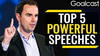 Top 5 Speeches that will make you REFOCUS on WHAT MATTERS  Goalcast