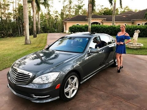 SOLD 2011 Mercedes-Benz S550 4matic, for sale by Autohaus of Naples 239-263-8500