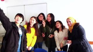 Student video: 'My 28 weeks pre-sessional life' by Xiaolin Zhang