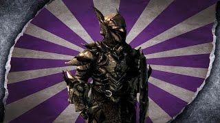 Skyrim: Dragon Knight Armor ~MOD SHOWCASE~ /W Killerkev