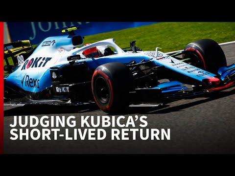 Why Kubica's 'astonishing' F1 comeback fell short