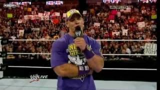 John Cena Hip Hop Response