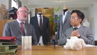 Conversation about cloths