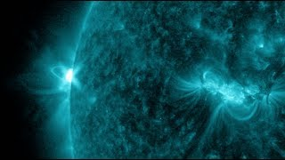 More Sunspots Coming, Geomagnetic Storm | S0 News Aug.19.2017