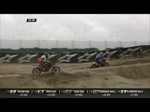 Seewer vs Monticelli - MXGP+MX2 Race - Monster Energy FIM MXoN 2019