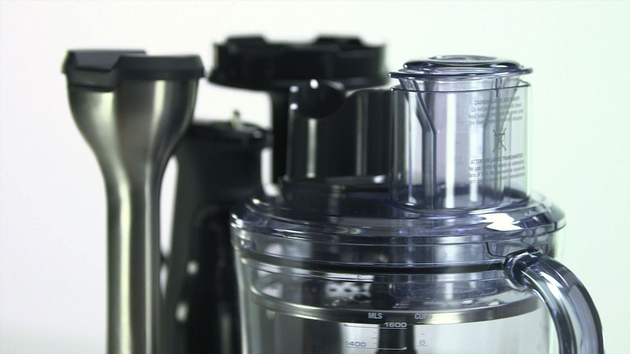 Learn more about the Breville All in One™