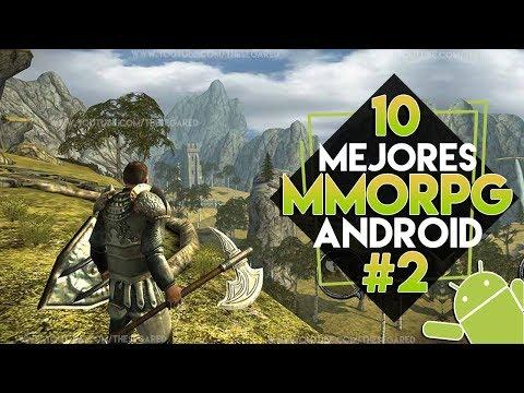 LOS MEJORES JUEGOS MMORPG PARA ANDROID E IOS 2018 #3