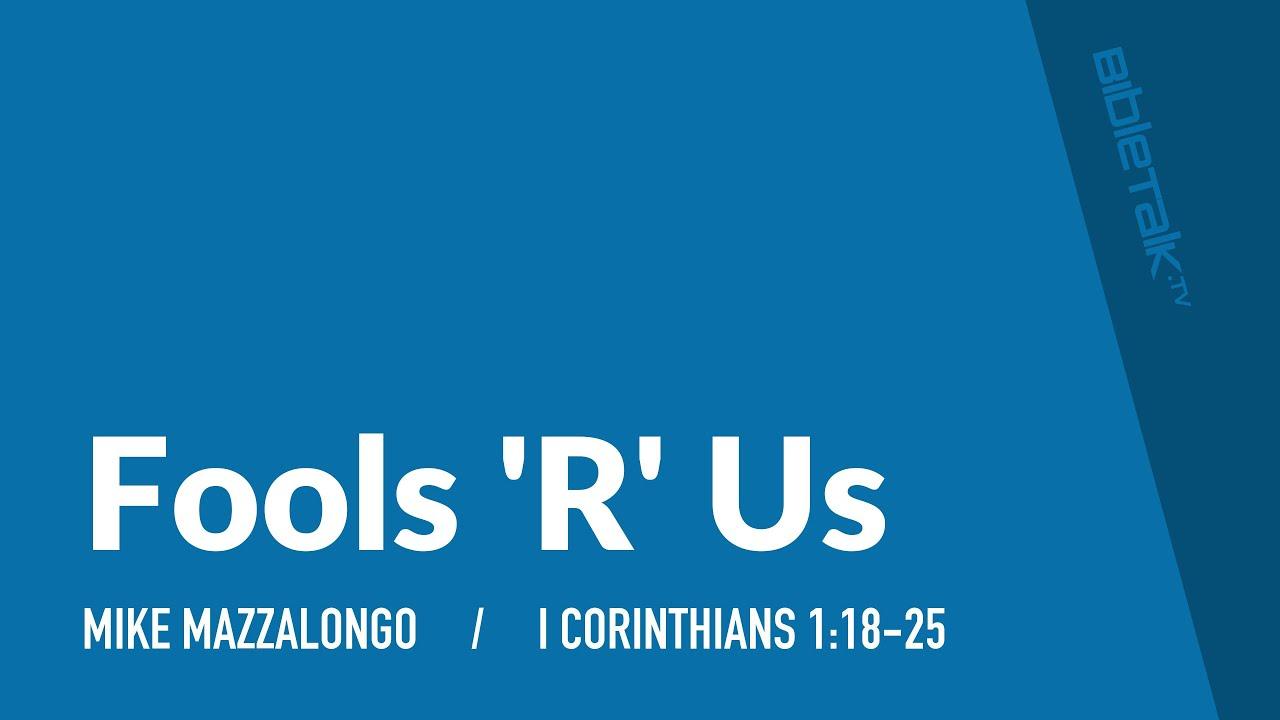 Fools 'R' Us