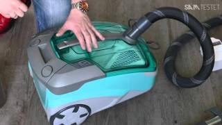 Thomas Aqua+ Multi clean X10 Paquet [4K] Deutsch Staubsauger Robert Thomas Waschsauger
