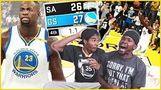THE REASON THE SPURS WILL BEAT THE WARRIORS! - NBA 2K17 Gameplay