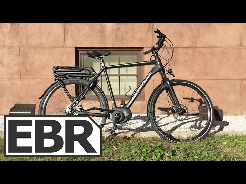 Cannondale Mavaro Performance Video Review – Professional Commuter Electric Bike