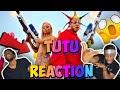 OMG BLACKCHYNA!!! 6IX9INE - TUTU (Official Music Video) (FUNNY REACTION)