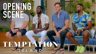 "Temptation Island | Season 1 Episode 6: FULL OPENING SCENES - ""Head In The Sand"" | on USA Network"