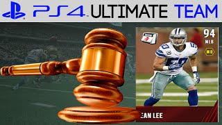 Madden 15 Ultimate Team: MAKING MOVES! | PS4 Auction Block Series pt.4