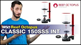 This protein skimmer saves you $$ and Space! Reef Octopus Classic 150SSS INT Protein Skimmer