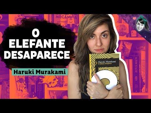 O ELEFANTE DESAPARECE: CONTOS DO MURAKAMI | Livro Lab