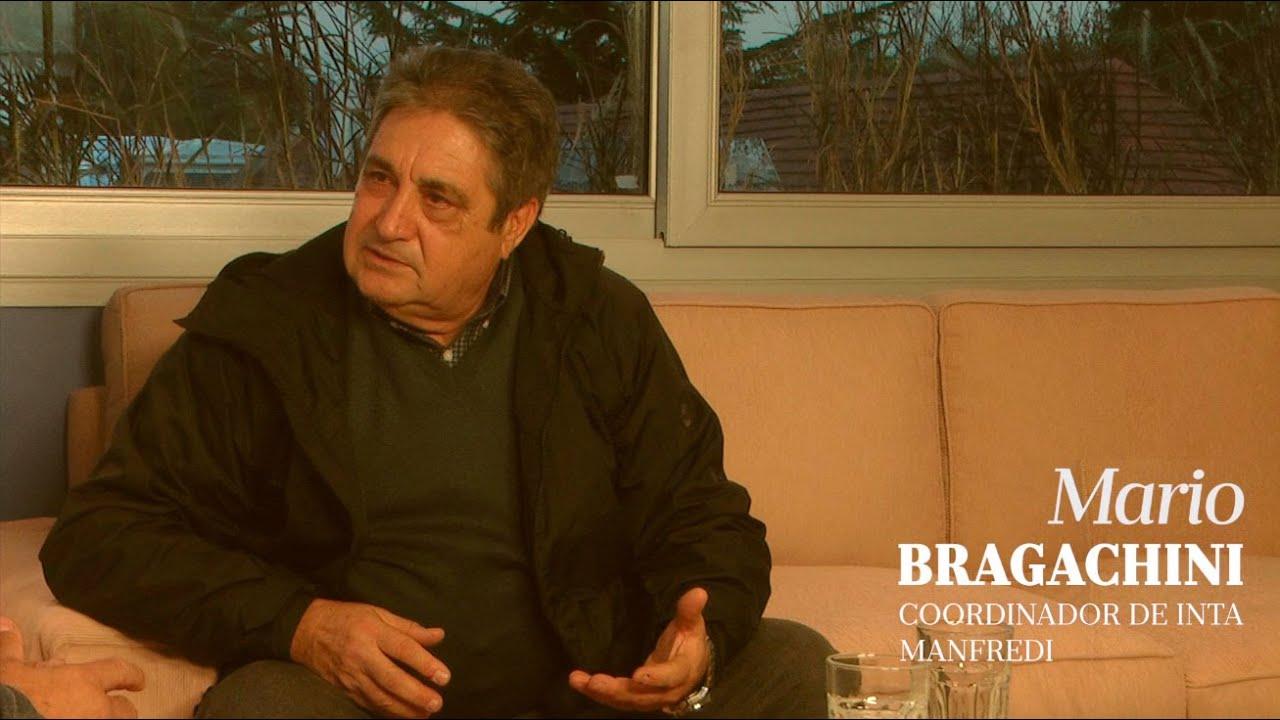Mario Bragachini - Quién es Quién en Comunicándonos en Diario Agroempresario