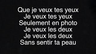 Angèle  Je Veux Tes Yeux (LyricsParoles)