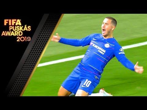 FIFA Puskas 2019  • 100 Amazing Goals of the Season 2018/19